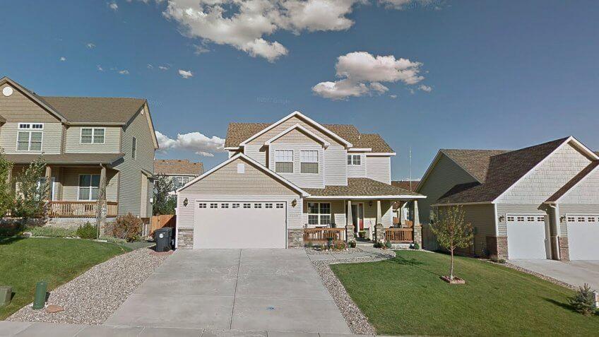 Wyoming house