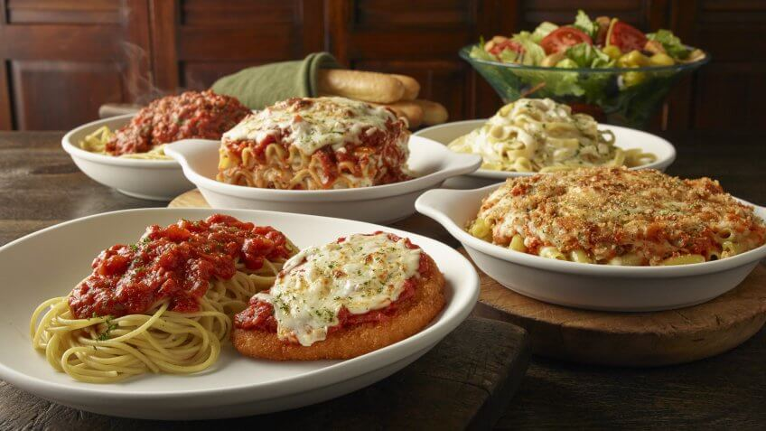 10 best early bird specials you can t afford to miss - Olive garden early bird specials ...
