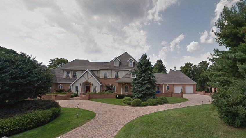 Delaware house