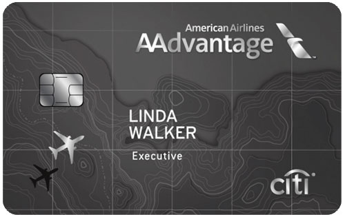 9_Citi AAdvantage Executive World Elite MasterCard
