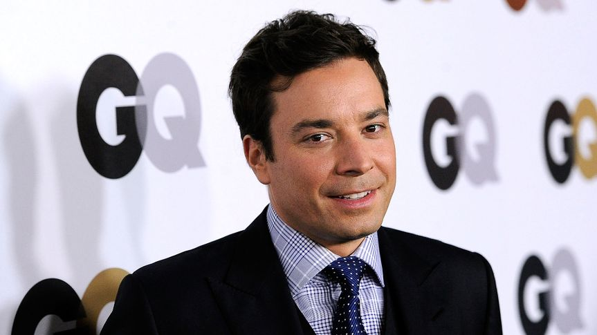 """LOS ANGELES, CA - NOVEMBER 17:  Actor Jimmy Fallon arrives at the 16th Annual GQ """"Men Of The Year"""" Party at Chateau Marmont on November 17, 2011 in Los Angeles, California."""
