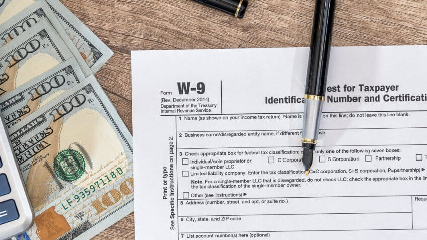 What Is a W-9 Form?