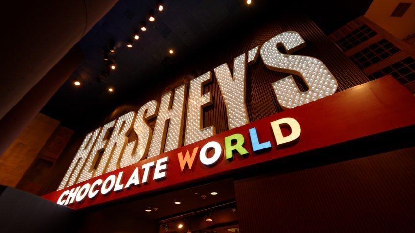 Hershey's, The Hershey Factory