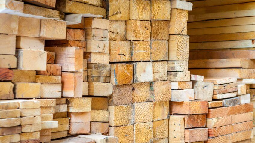 Lumber Industry, contrustion material, wood