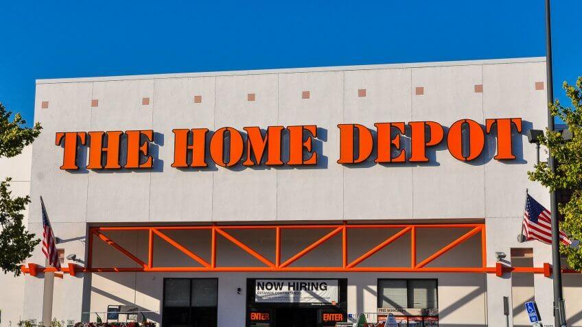 Home Depot, The Home Depot