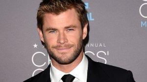 Chris Hemsworth's Net Worth on His 34th Birthday