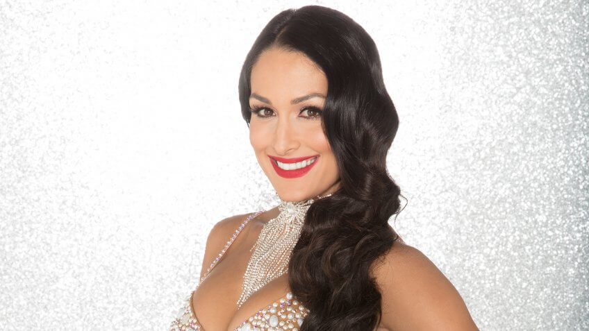 """DANCING WITH THE STARS - NIKKI BELLA - The celebrity cast of """"Dancing with the Stars"""" are donning their glitzy wardrobe and slipping on their dancing shoes as they ready themselves for their first dance on the ballroom floor, as the season kicks off on MONDAY, SEPTEMBER 18 (8:00-10:01 p."""