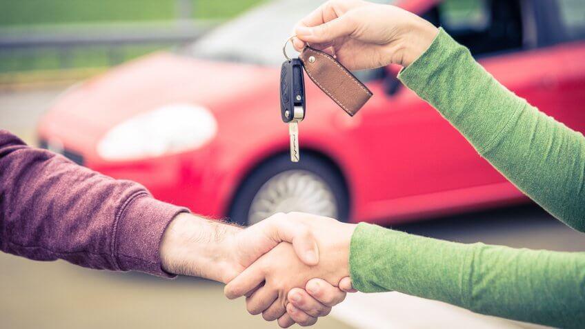 car sales.
