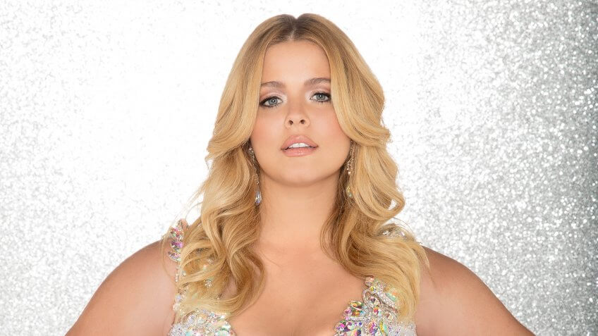"""DANCING WITH THE STARS - SASHA PIETERSE - The celebrity cast of """"Dancing with the Stars"""" are donning their glitzy wardrobe and slipping on their dancing shoes as they ready themselves for their first dance on the ballroom floor, as the season kicks off on MONDAY, SEPTEMBER 18 (8:00-10:01 p."""
