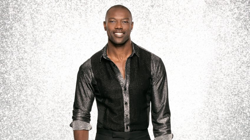 """DANCING WITH THE STARS - TERRELL OWENS - The celebrity cast of """"Dancing with the Stars"""" are donning their glitzy wardrobe and slipping on their dancing shoes as they ready themselves for their first dance on the ballroom floor, as the season kicks off on MONDAY, SEPTEMBER 18 (8:00-10:01 p."""