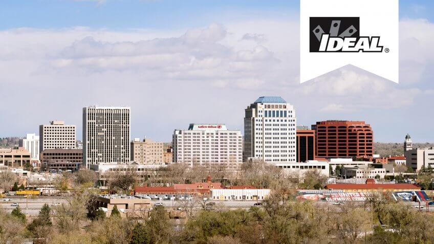 11716, Cities, Colorado Springs - Colorado, Horizontal, US, USA, United States, america