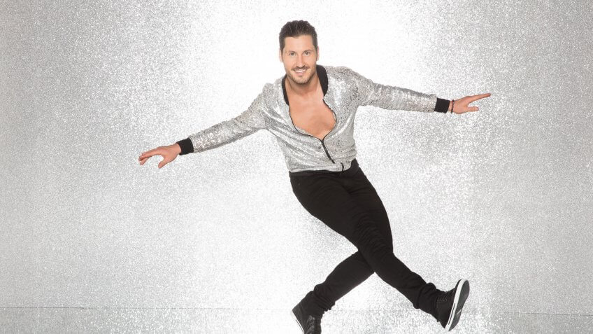 """DANCING WITH THE STARS - VALENTIN CHMERKOVSKIY - The celebrity cast of """"Dancing with the Stars"""" are donning their glitzy wardrobe and slipping on their dancing shoes as they ready themselves for their first dance on the ballroom floor, as the season kicks off on MONDAY, SEPTEMBER 18 (8:00-10:01 p."""