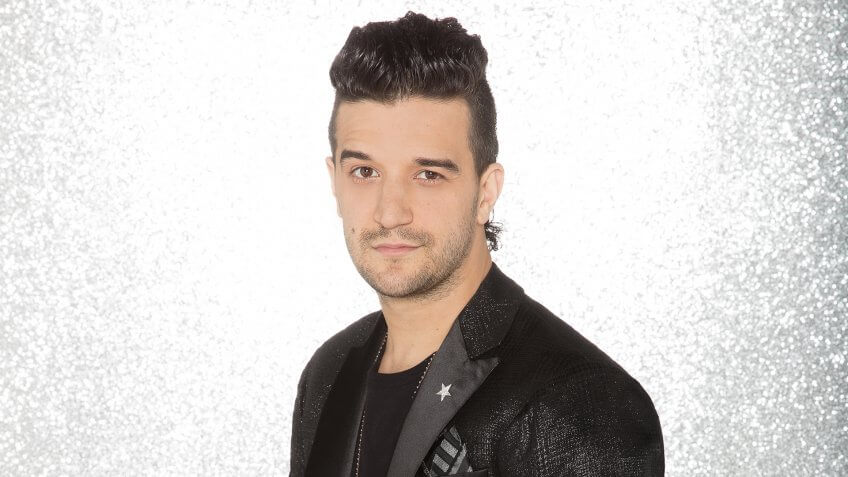 """DANCING WITH THE STARS - MARK BALLAS - The celebrity cast of """"Dancing with the Stars"""" are donning their glitzy wardrobe and slipping on their dancing shoes as they ready themselves for their first dance on the ballroom floor, as the season kicks off on MONDAY, SEPTEMBER 18 (8:00-10:01 p."""