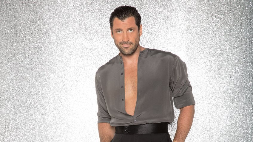 """DANCING WITH THE STARS - MAKSIM CHMERKOVSKIY - The celebrity cast of """"Dancing with the Stars"""" are donning their glitzy wardrobe and slipping on their dancing shoes as they ready themselves for their first dance on the ballroom floor, as the season kicks off on MONDAY, SEPTEMBER 18 (8:00-10:01 p."""