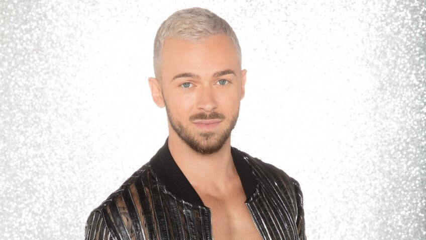 """DANCING WITH THE STARS - ARTEM CHIGVINTSEV - The celebrity cast of """"Dancing with the Stars"""" are donning their glitzy wardrobe and slipping on their dancing shoes as they ready themselves for their first dance on the ballroom floor, as the season kicks off on MONDAY, SEPTEMBER 18 (8:00-10:01 p."""
