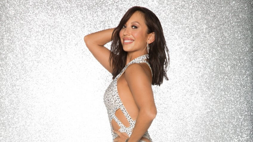 """DANCING WITH THE STARS - CHERYL BURKE - The celebrity cast of """"Dancing with the Stars"""" are donning their glitzy wardrobe and slipping on their dancing shoes as they ready themselves for their first dance on the ballroom floor, as the season kicks off on MONDAY, SEPTEMBER 18 (8:00-10:01 p."""