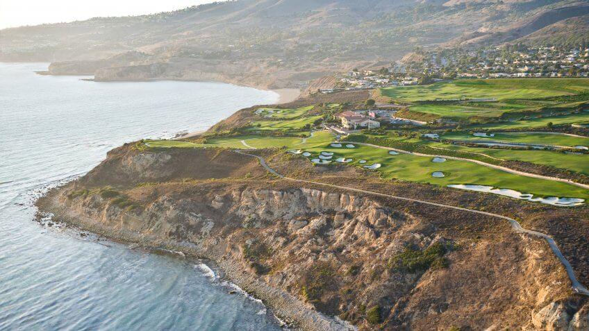 Trump International golf course Los Angeles