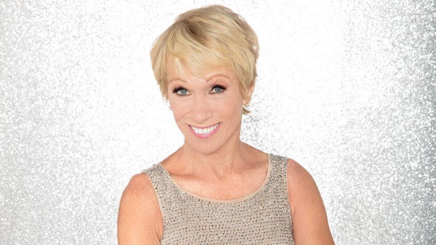 """DANCING WITH THE STARS - BARBARA CORCORAN - The celebrity cast of """"Dancing with the Stars"""" are donning their glitzy wardrobe and slipping on their dancing shoes as they ready themselves for their first dance on the ballroom floor, as the season kicks off on MONDAY, SEPTEMBER 18 (8:00-10:01 p."""