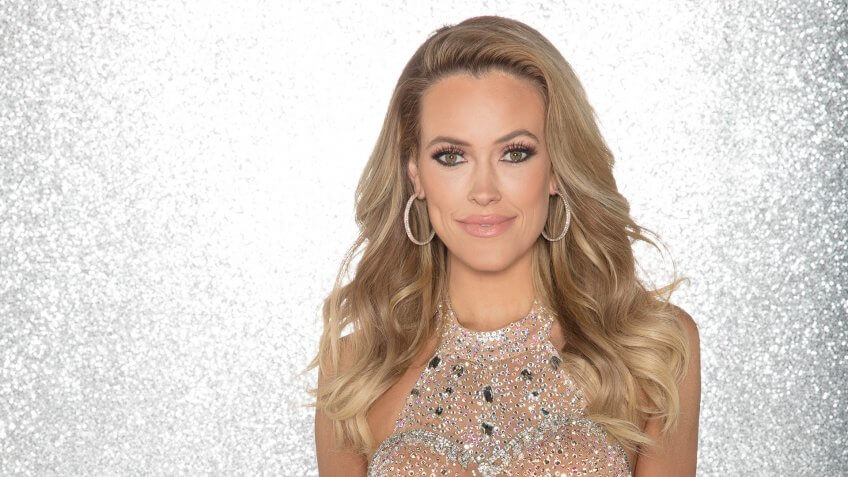 """DANCING WITH THE STARS - PETA MURGATROYD - The celebrity cast of """"Dancing with the Stars"""" are donning their glitzy wardrobe and slipping on their dancing shoes as they ready themselves for their first dance on the ballroom floor, as the season kicks off on MONDAY, SEPTEMBER 18 (8:00-10:01 p."""