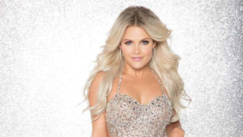 """DANCING WITH THE STARS - WITNEY CARSON - The celebrity cast of """"Dancing with the Stars"""" are donning their glitzy wardrobe and slipping on their dancing shoes as they ready themselves for their first dance on the ballroom floor, as the season kicks off on MONDAY, SEPTEMBER 18 (8:00-10:01 p."""