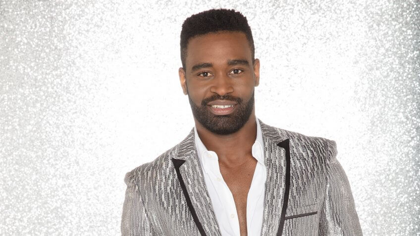 """DANCING WITH THE STARS - KEO MOTSEPE - The celebrity cast of """"Dancing with the Stars"""" are donning their glitzy wardrobe and slipping on their dancing shoes as they ready themselves for their first dance on the ballroom floor, as the season kicks off on MONDAY, SEPTEMBER 18 (8:00-10:01 p."""