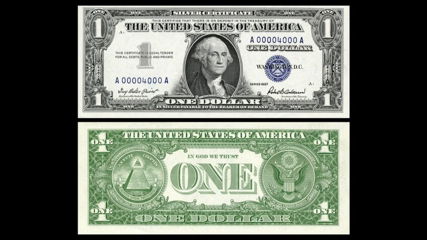 30 Hidden Secrets of the $1 Bill | GOBankingRates