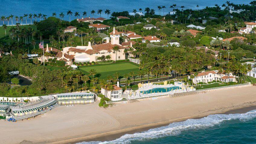 Mar-a-Lago Club Florida