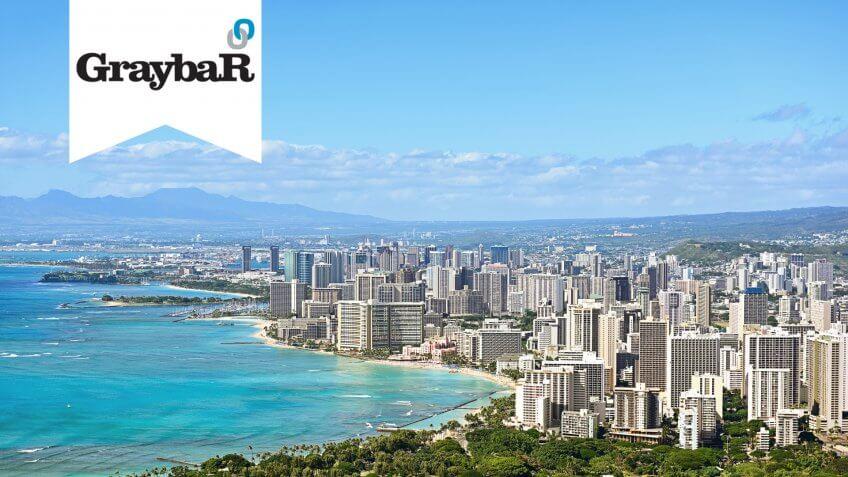 11716, Cities, Honolulu - Hawaii, Horizontal, US, USA, United States, america