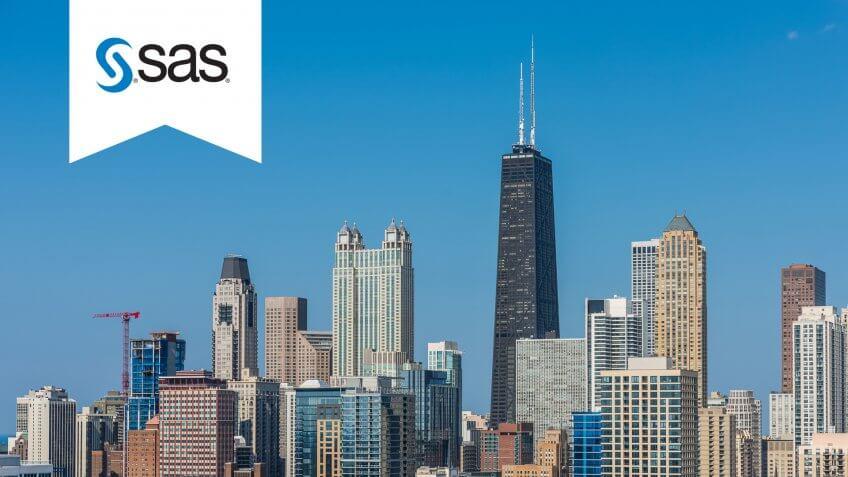 11716, Chicago - Illinois, Cities, Horizontal, US, USA, United States, america
