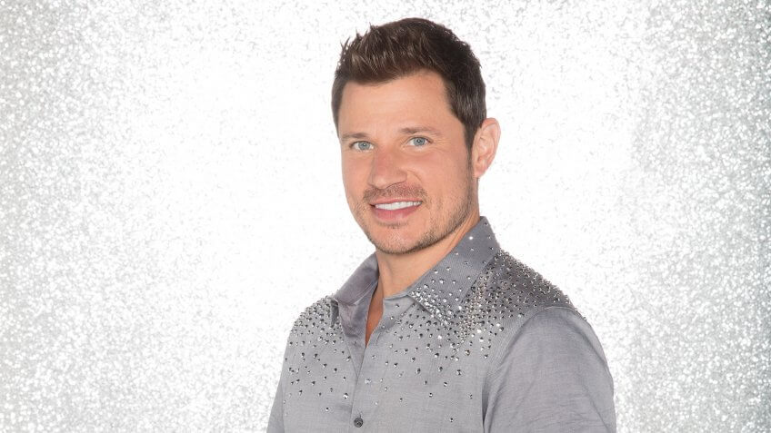 """DANCING WITH THE STARS - NICK LACHEY - The celebrity cast of """"Dancing with the Stars"""" are donning their glitzy wardrobe and slipping on their dancing shoes as they ready themselves for their first dance on the ballroom floor, as the season kicks off on MONDAY, SEPTEMBER 18 (8:00-10:01 p."""