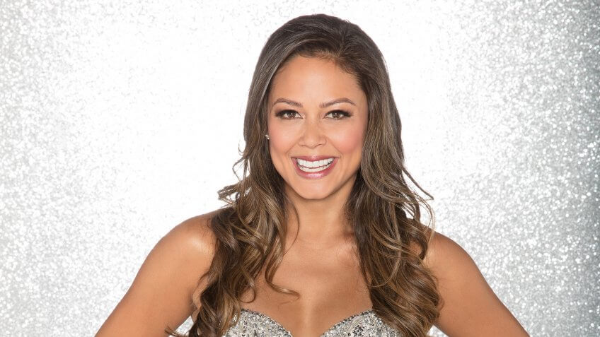 """DANCING WITH THE STARS - VANESSA LACHEY - The celebrity cast of """"Dancing with the Stars"""" are donning their glitzy wardrobe and slipping on their dancing shoes as they ready themselves for their first dance on the ballroom floor, as the season kicks off on MONDAY, SEPTEMBER 18 (8:00-10:01 p."""