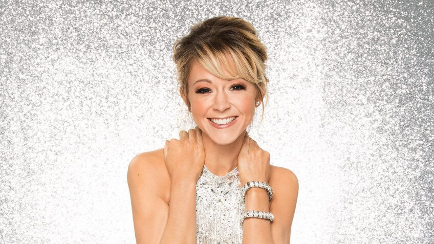 """DANCING WITH THE STARS - LINDSEY STIRLING - The celebrity cast of """"Dancing with the Stars"""" are donning their glitzy wardrobe and slipping on their dancing shoes as they ready themselves for their first dance on the ballroom floor, as the season kicks off on MONDAY, SEPTEMBER 18 (8:00-10:01 p."""