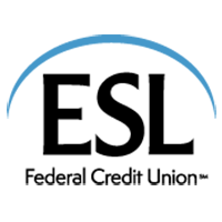 ESL Federal Credit Union logo 2017