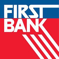 First Bank logo 2017