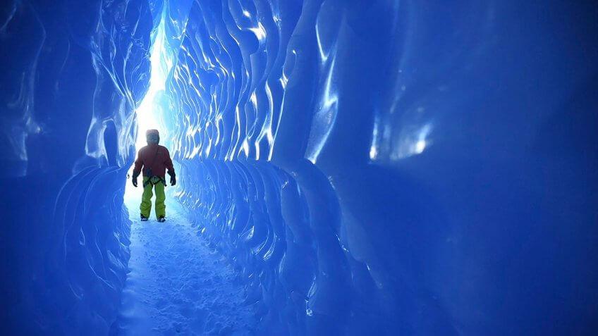 Antarctica White Desert's Greatest Day