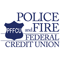 Police and Fire Federal Credit Union logo 2017