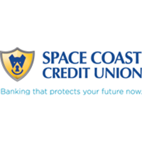 Space Coast Credit Union logo 2017