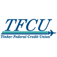 Tinker Federal Credit Union logo 2017