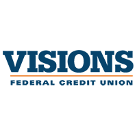 Visions Federal Credit Union logo 2017