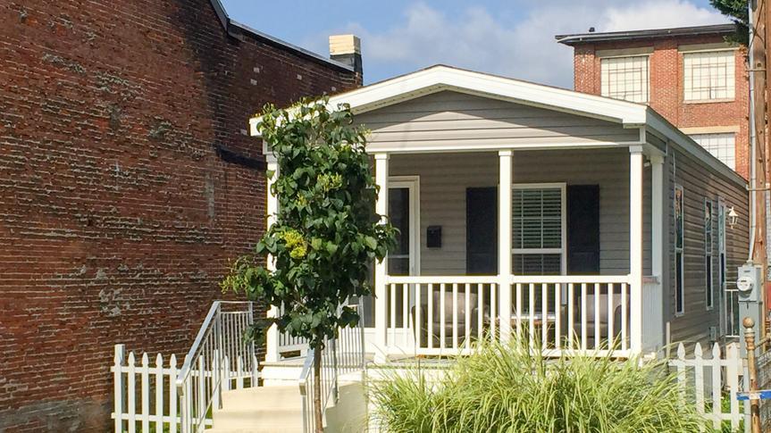 Pennington Home Exterior