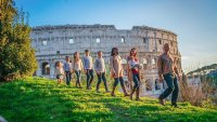How This Family of 9 Can Afford to Travel the World Year-Round