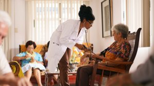 Senior Care Is Unaffordable in Most States, Study Finds