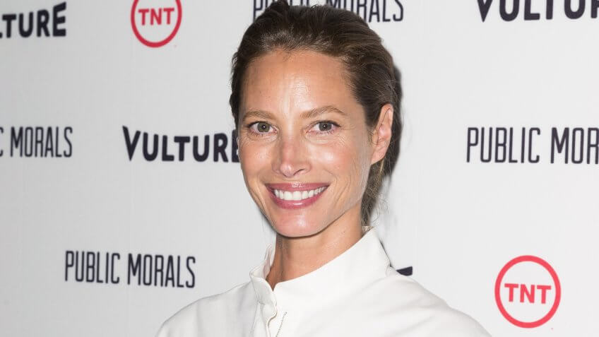 Christy Turlington Burns.