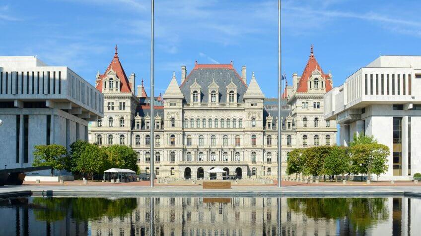 Capitol Building, New-York