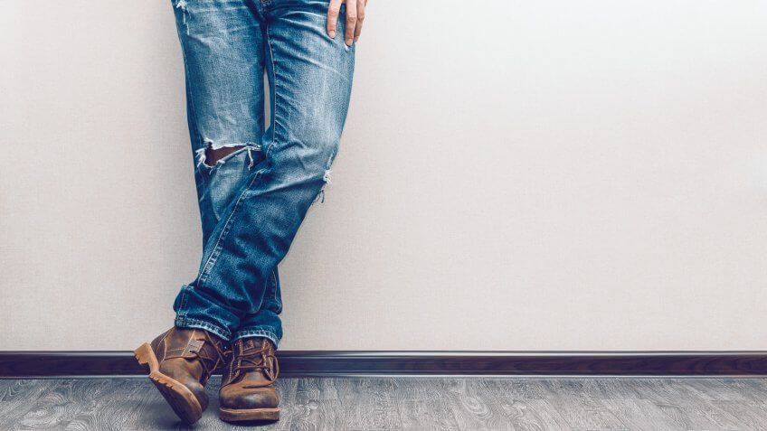 mens jeans.