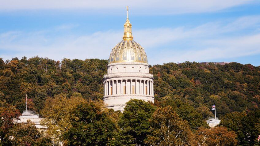 Capitol Building, West-Virginia