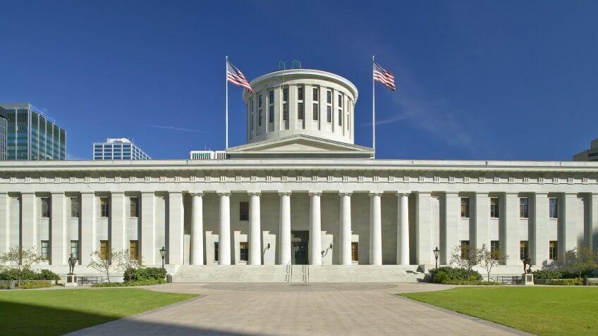 Capitol Building, Ohio