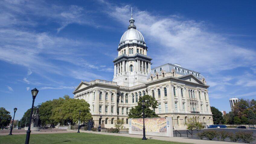 Capitol Building, Illinois