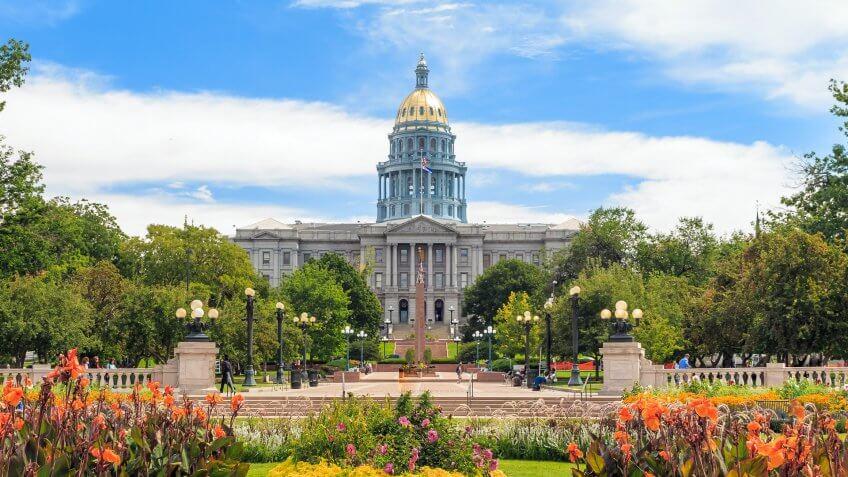 Capitol Building, colorado