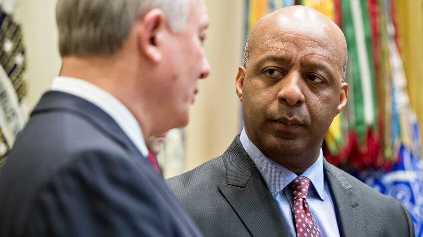 WASHINGTON, D.C. - Marvin Ellison, CEO of J.C. Penney